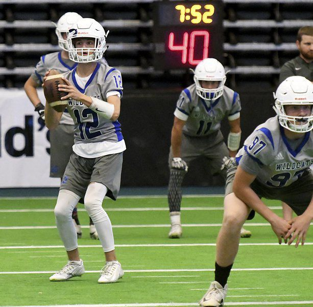 Hughes' passing attack, tradition give Garber hope for the future