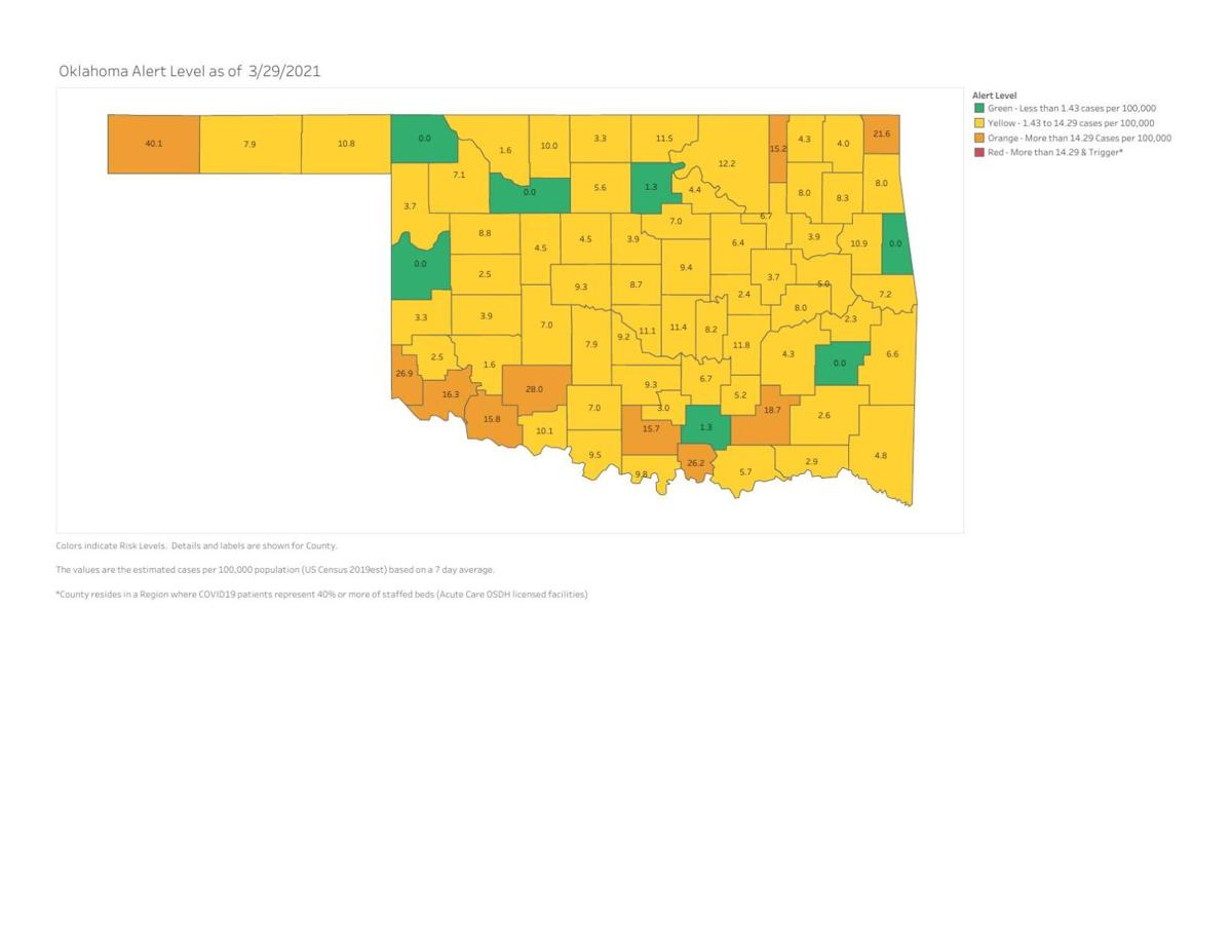 county risk levels 3.31.21