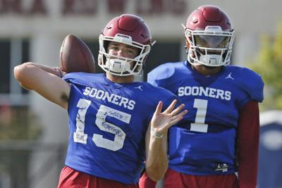 QB Tanner Mordecai not giving up on being Sooners' starter