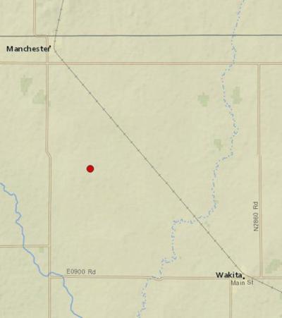 3.8 quake rattles Manchester area