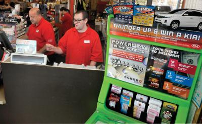 Enid store #2 in state lottery sales | News | enidnews com