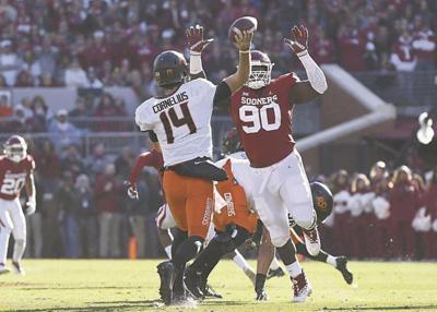 OU football: Neville Gallimore's still seeking his ceiling ahead of redshirt senior season at Oklahoma