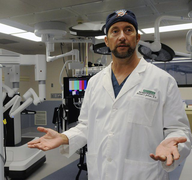 Bass gets new, improved surgical robot
