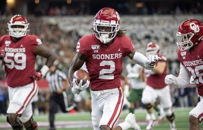 Cowboys select Sooners' WR CeeDee Lamb in first round