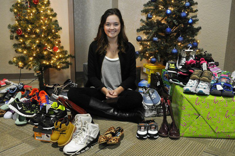 Foster Feet seeking help with back-to-school shoe hand-out