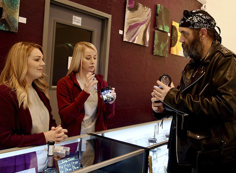 Marijuana dispensaries working to cut cost amid constricted supply
