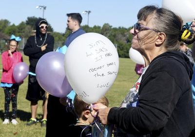Out of the Darkness suicide prevention walk set for Friday evening