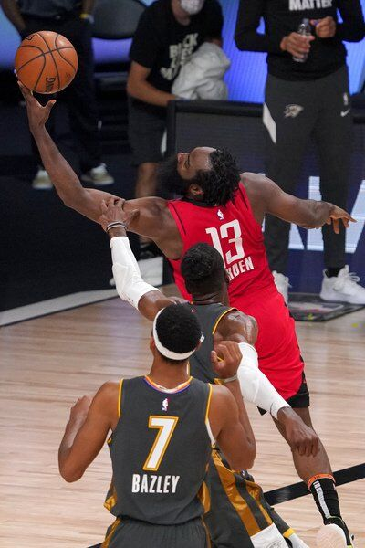 Paul has 28, helps Thunder force Game 7 against the Rockets