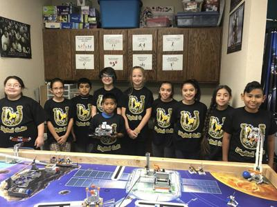 Coolidge Robotics Team Advances In Competition Local News