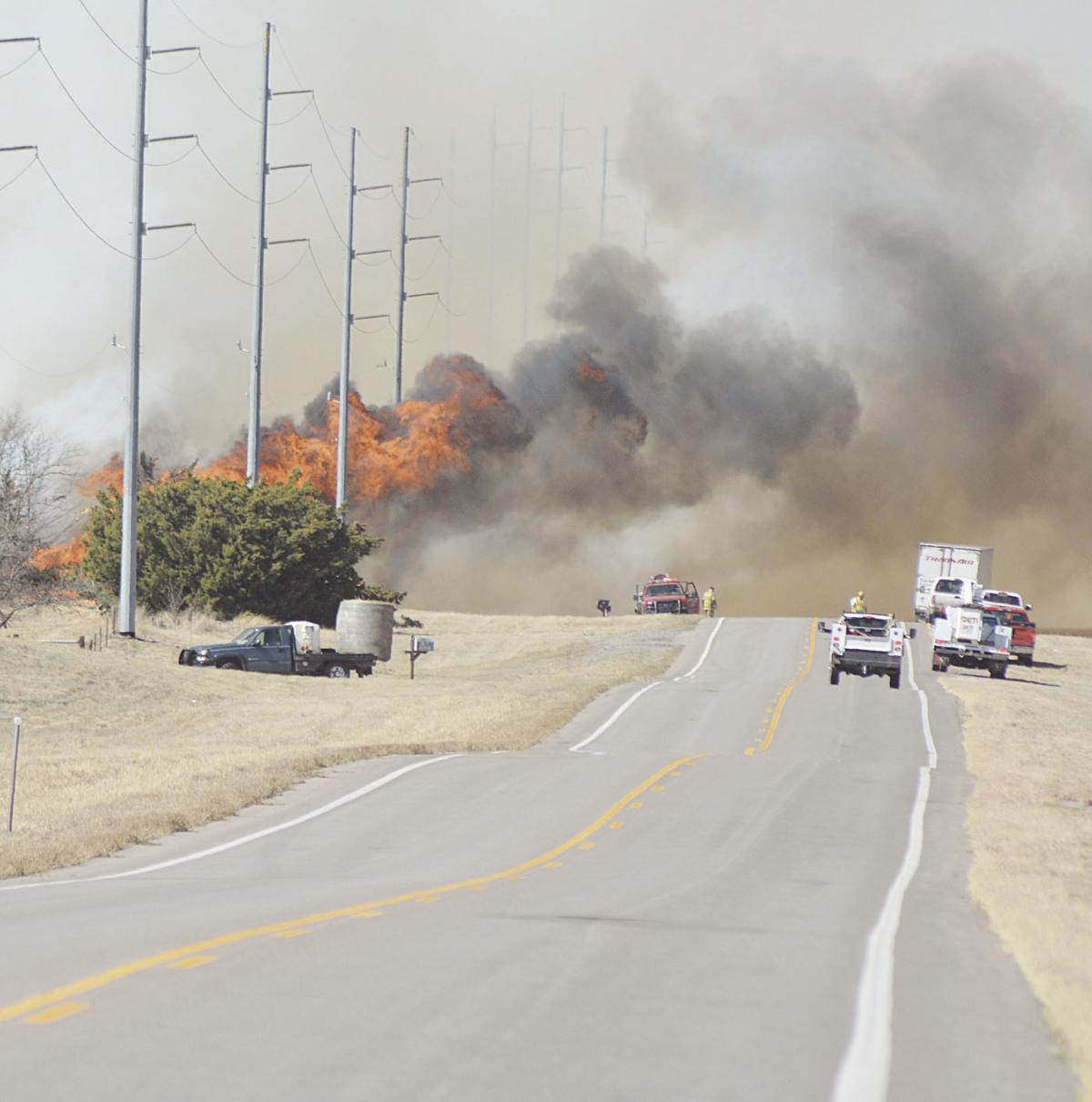 UPDATE: Western Oklahoma fires turn deadly | News | enidnews.com