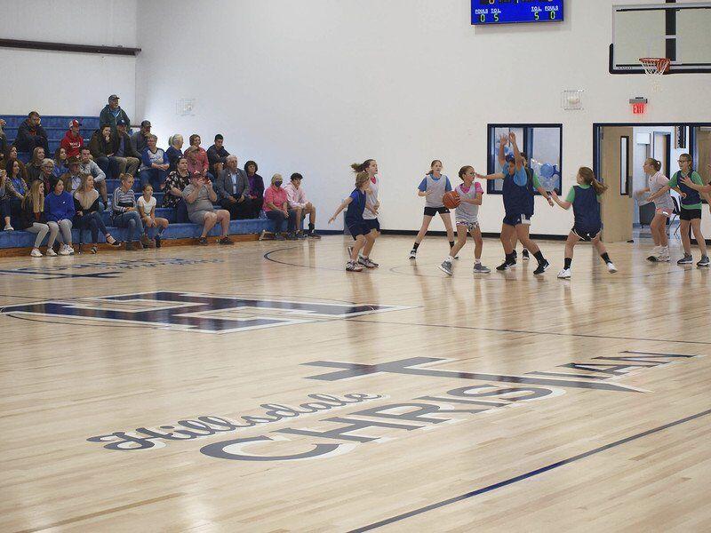 Hillsdale Christian School cuts ribbon on $1.7 million facility