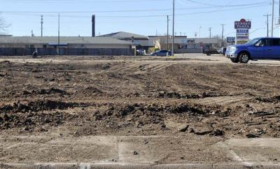 City clears Lahoma Courts properties