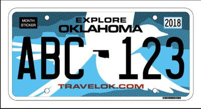 New Oklahoma License Plates 2020 Oklahoma's new license plate design unveiled | | enidnews.com