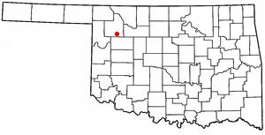Mutual, Oklahoma
