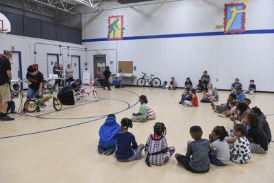 Lunch Bunch helps provide free meals, summertime activities to children