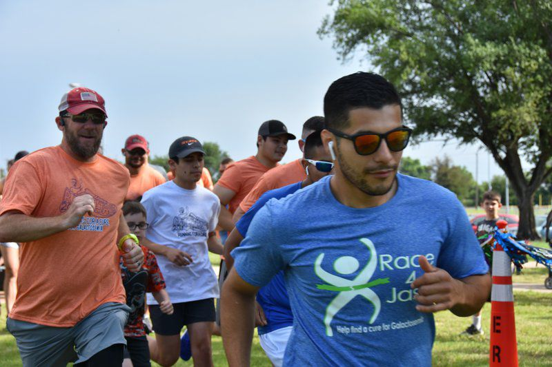 Annual Race 4 Jase furthers research of genetic disorder