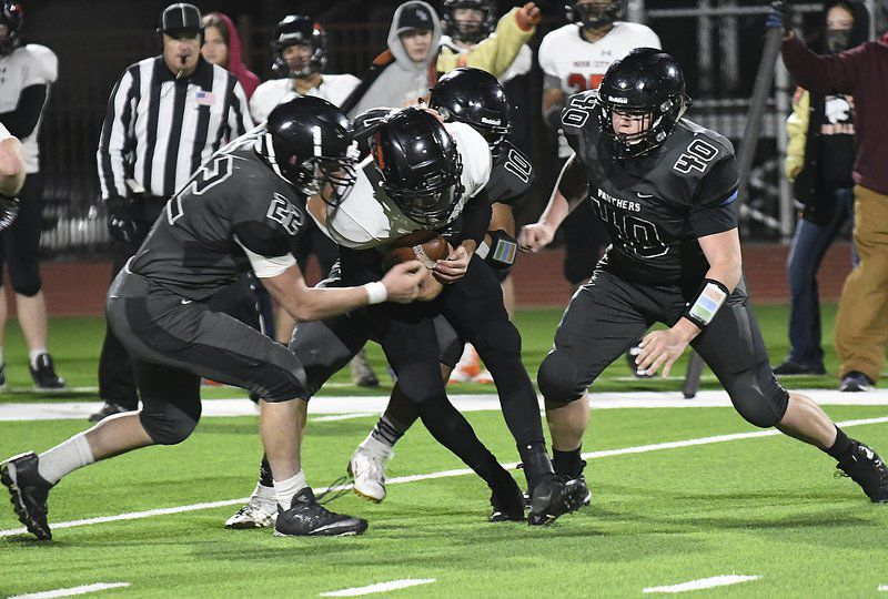 Panthers cruise to 46-0 over Boise City; PCH finishes 10-0