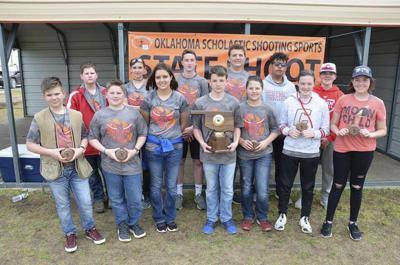 NRA grants thousands to Chisholm sport shooting teams