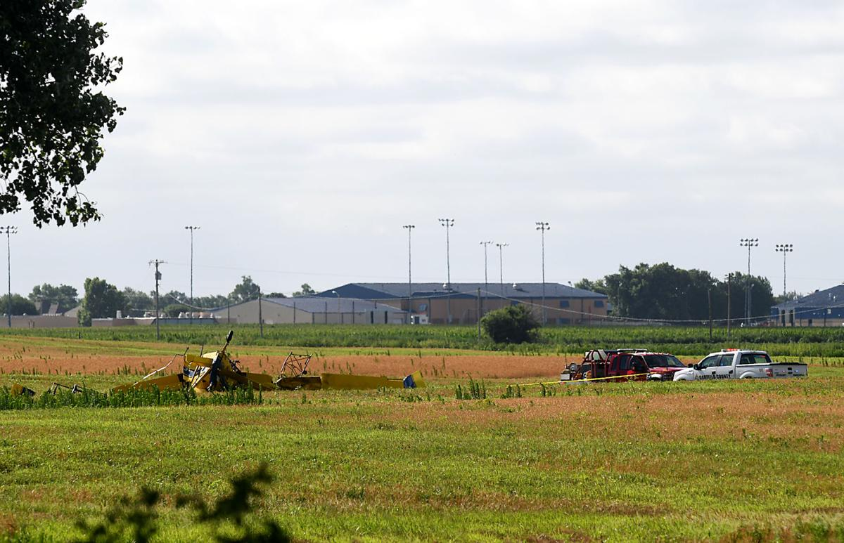 UPDATED: Man killed in plane crash northwest of Enid identified ...