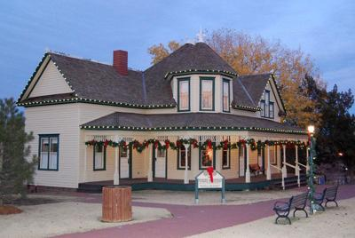 Cherokee Strip Regional Heritage Center to host 'Christmas in the Village'