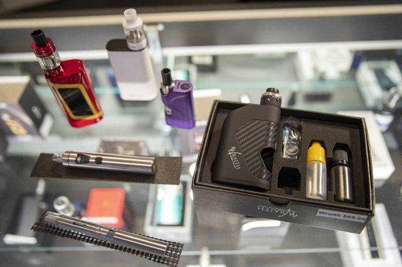 Big Drop Reported In Vaping By Us Teenagers Nation World Enidnews Com