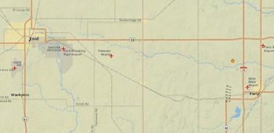 Magnitude 3.6 quake shakes Perry area