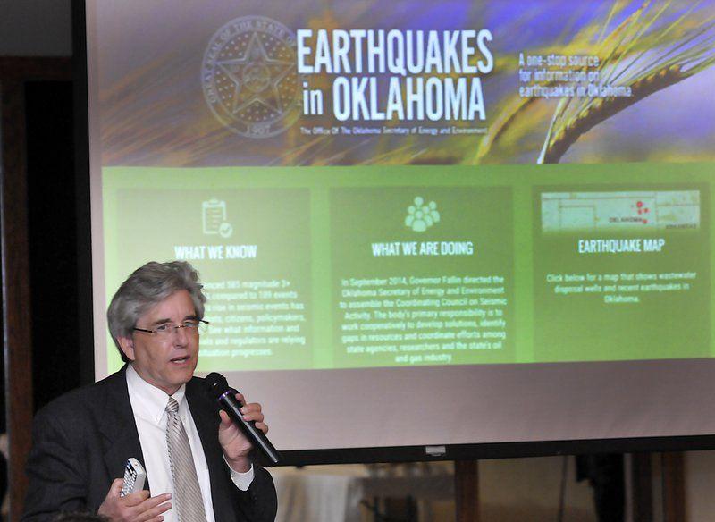 Matt Skinner, Oklahoma Corporation Commission spokesman
