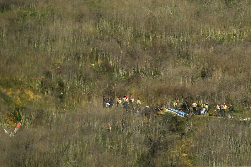 Pilot of Bryant helicopter tried to avoid heavy fog