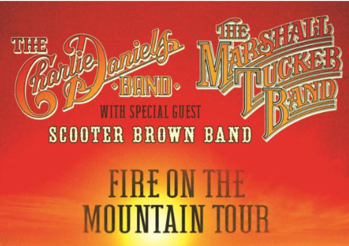 Fire on the Mountain Tour