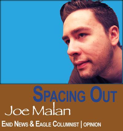 Joe Malan - Spacing (column mug)ENE