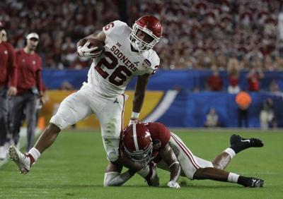 Oklahoma running backs fueled by experience, versatility