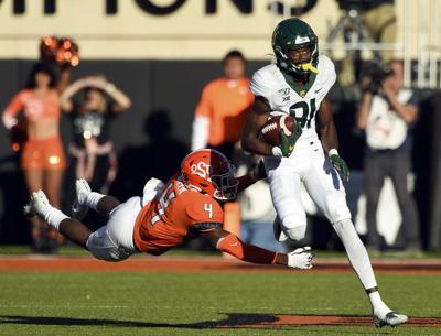 Fourth quarter follies doom Cowboys in upset bid of Baylor