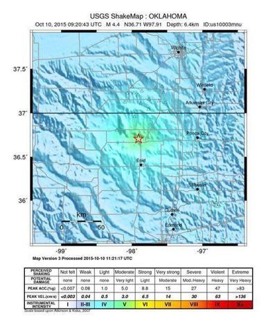 EPA: Increased seismicity 'single biggest issue'