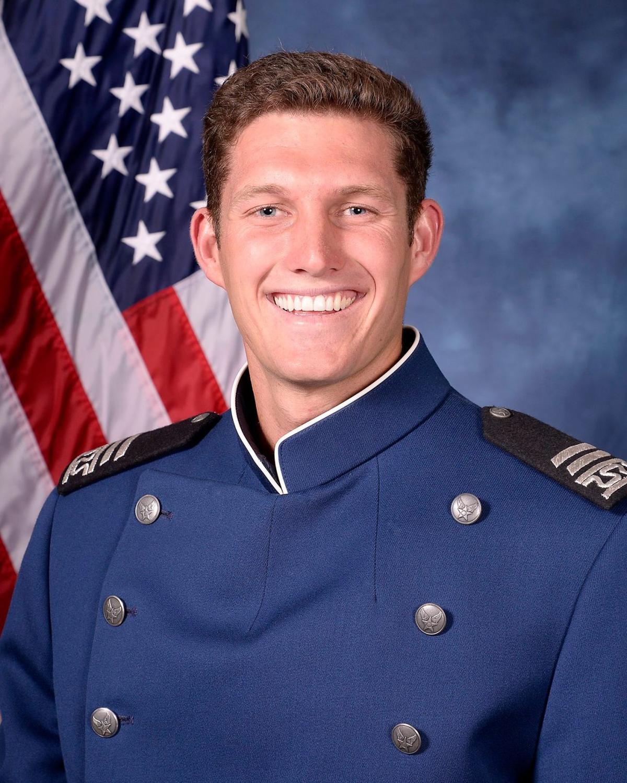 2nd Lt. Travis B. Wilkie