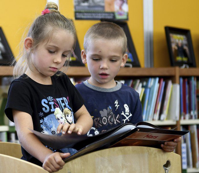 Library to kick off summer reading program