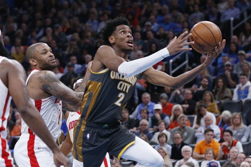 Westbrook scores 34 in return, but Thunder roll past Rockets