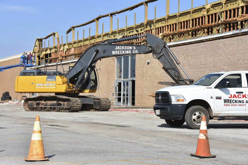 'Nothing is guaranteed' for former Kmart building's future
