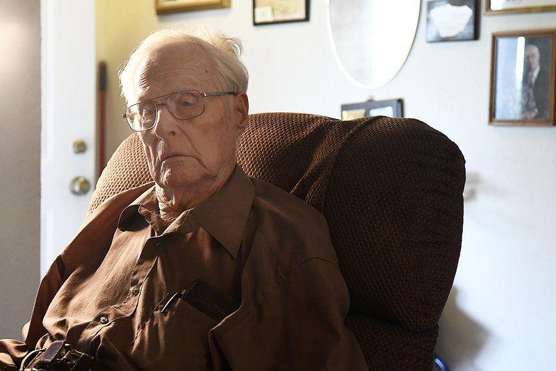D-Day brings birthday memories of war for Enid man