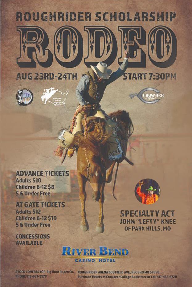 Roughrider Rodeo