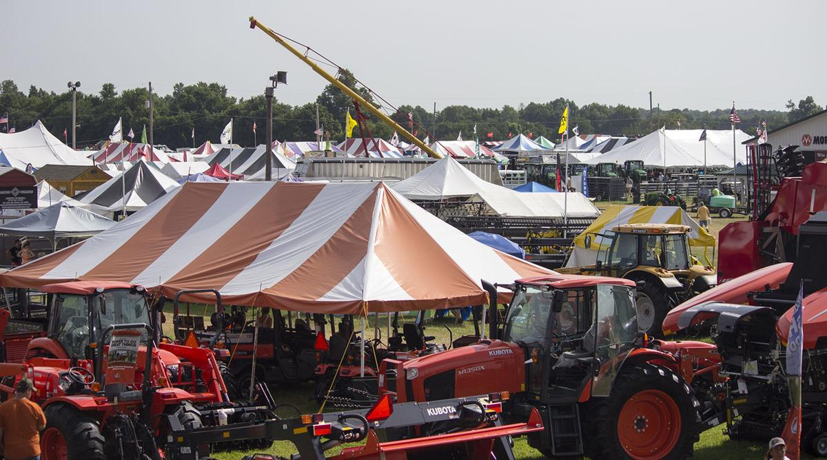 2015 Four State Farm Show