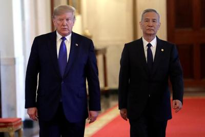 U.S.-China Phase One Trade Deal