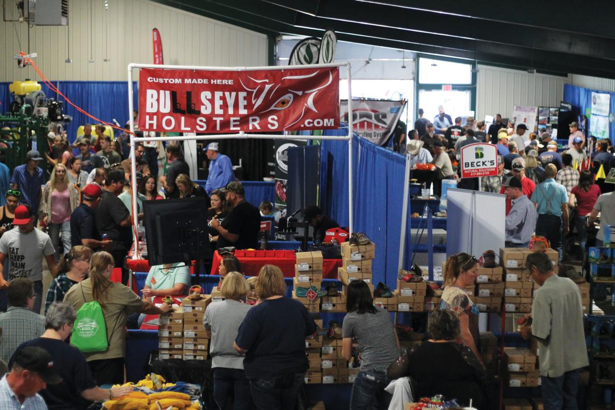 Ozark Fall Farmfest Annex