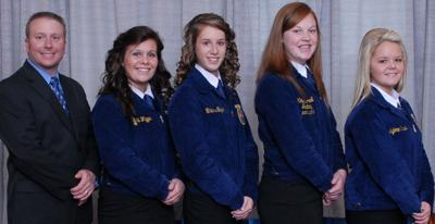 9d8f2a679545 LCHS FFA Agricultural Sales team earns fifth place National Honors ...
