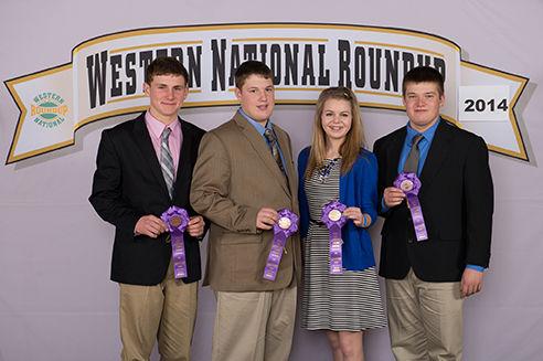Southwind 4-H Livestock Judging Team