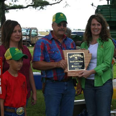 Benton County Farm Family of the Year