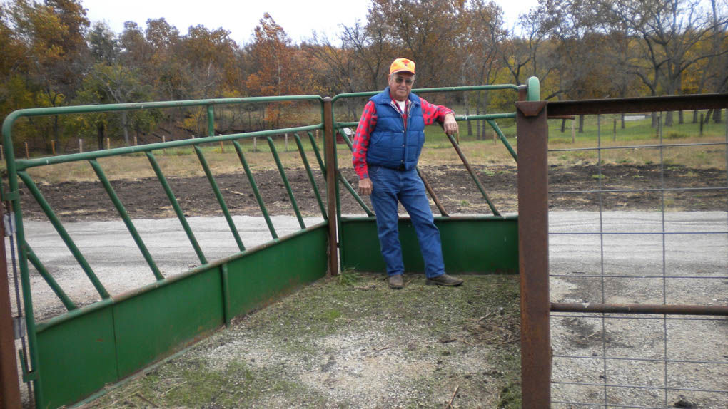 Fence Line System Works For Reeves Archives