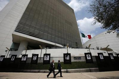 Mexican Senate Building