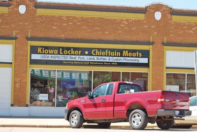 Kiowa Locker