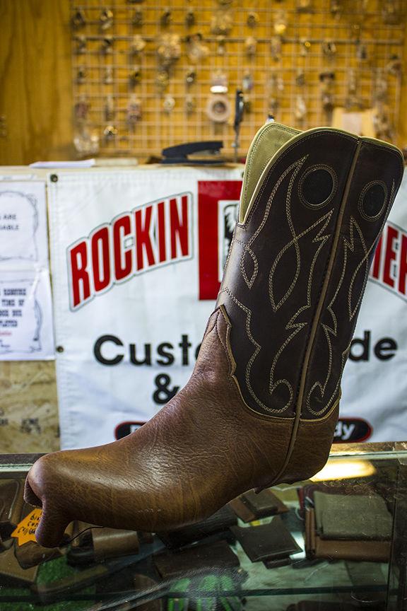 Rockin' D Leather