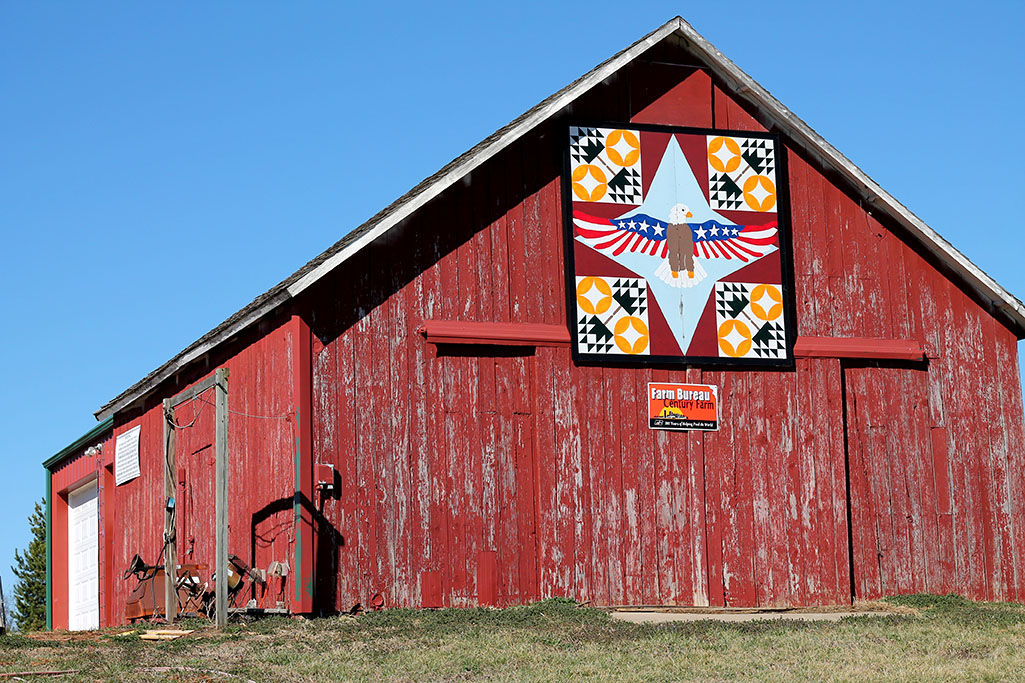 Franklin County Quilt Block Trail